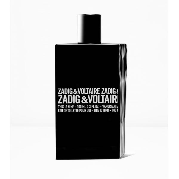 Zadig Et Voltaire This Is Him! Eau De Toilette Spray 100ml