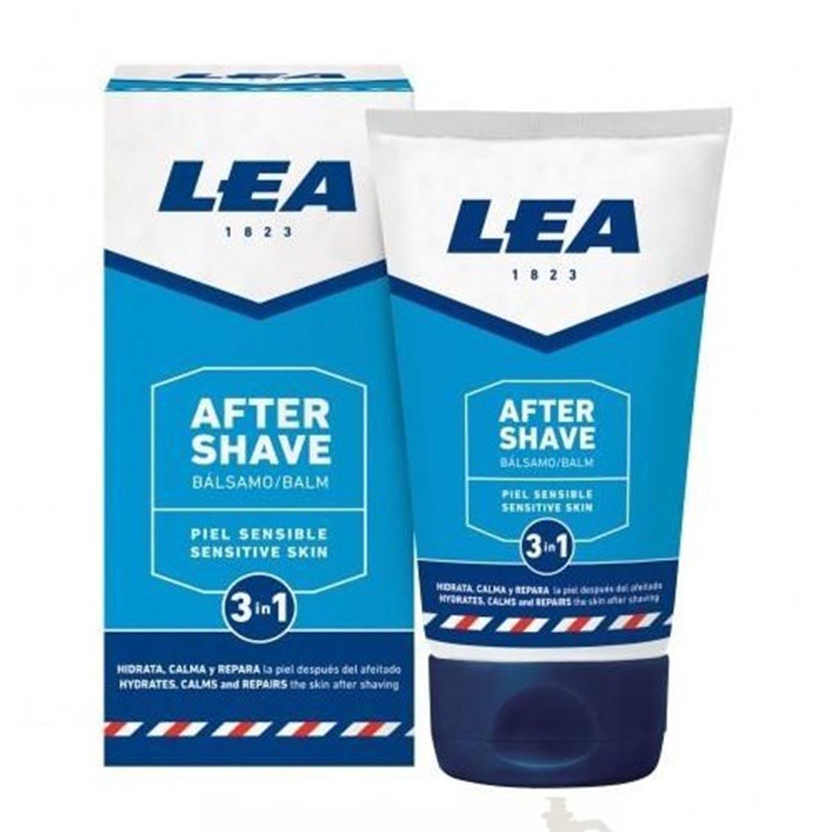 Lea After Shave Baume Peau Sensible 125ml