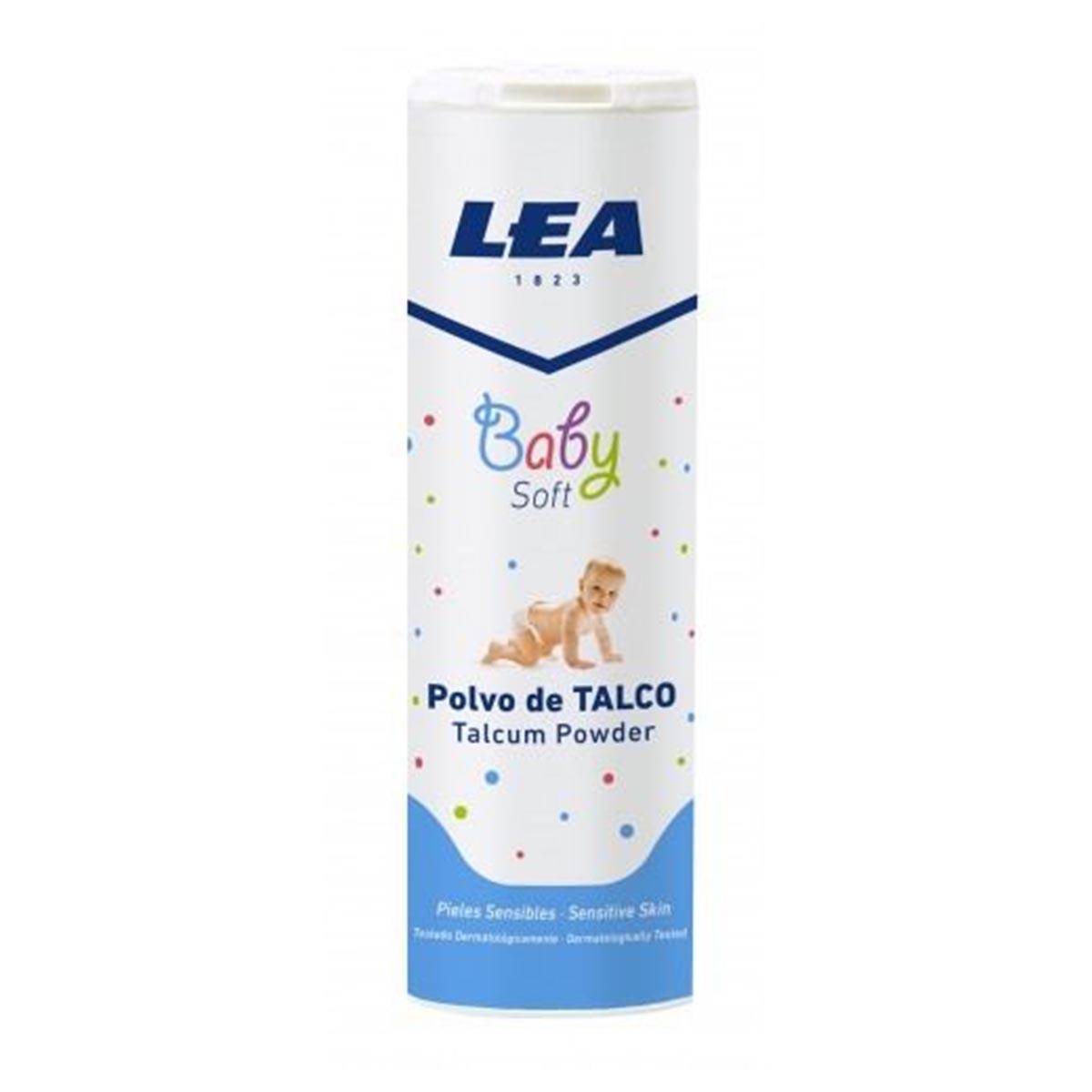 Lea Baby Soft Talcum Powder 200g