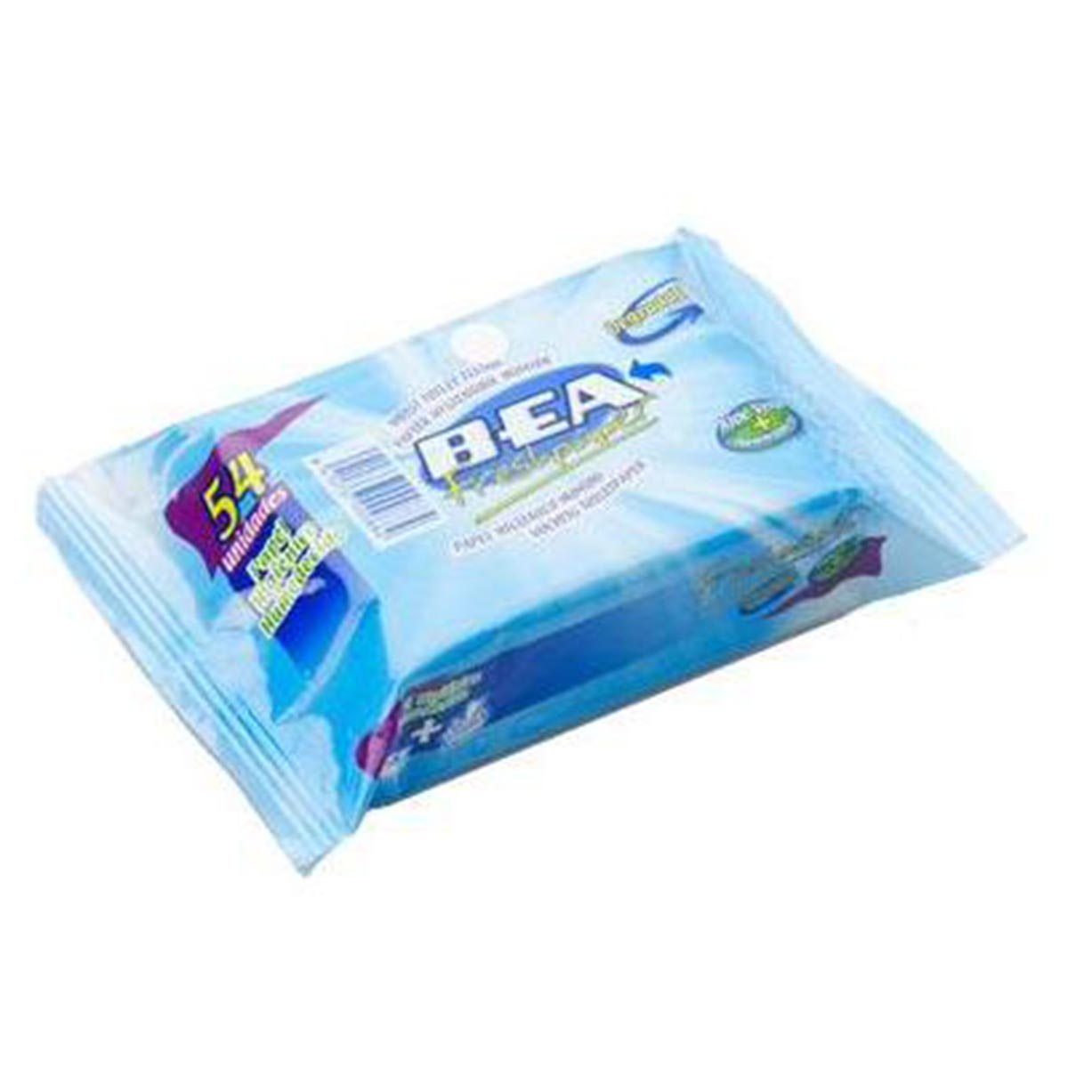 Lea Bea Fresh Family Pack Wet Wipes 54 Unites