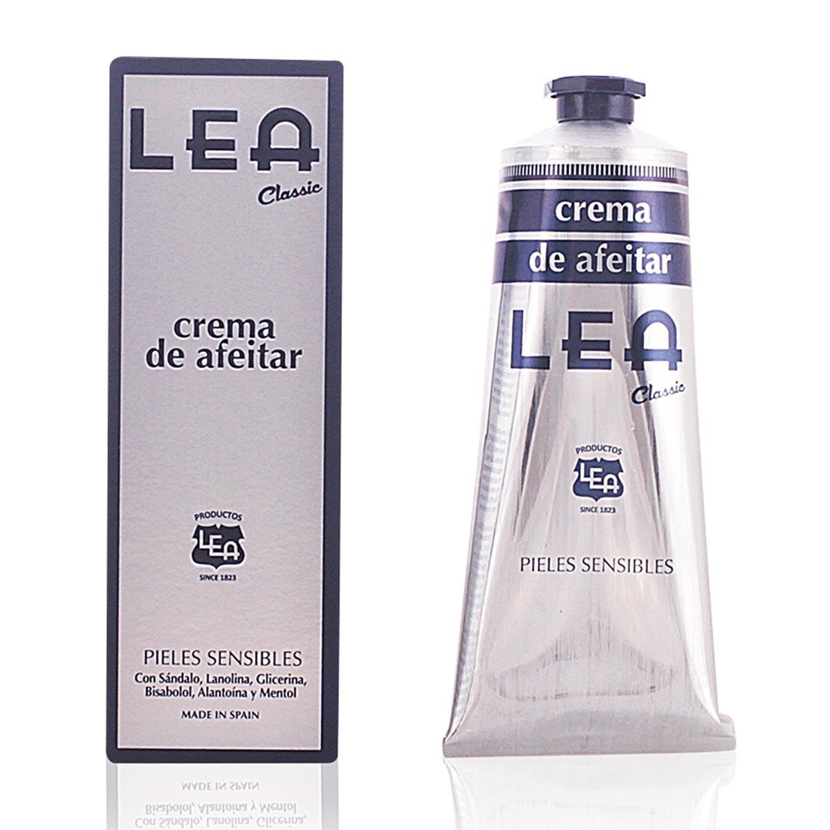Lea Classic Shaving Cream 100g
