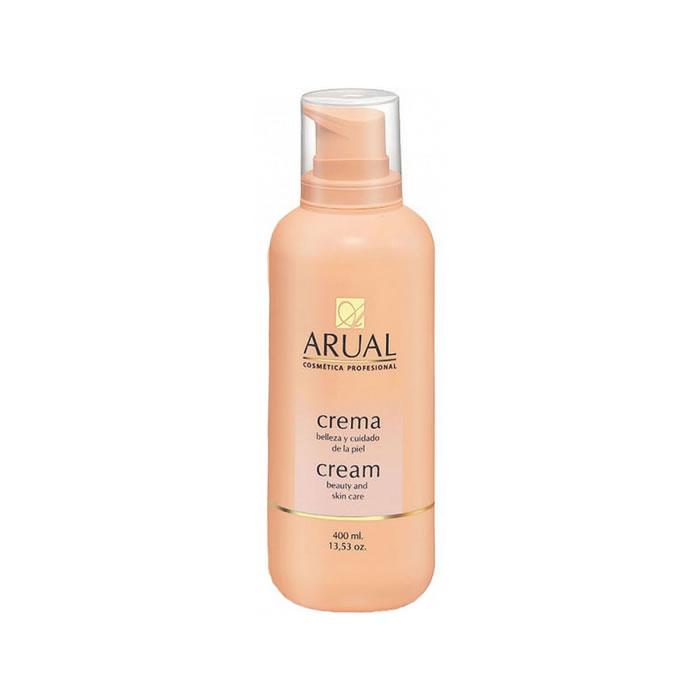 6aeadeab5eab Arual Crema Beauty And Skin Care 400ml